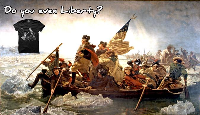 Do you even Liberty - Breach Bang Clear - 1