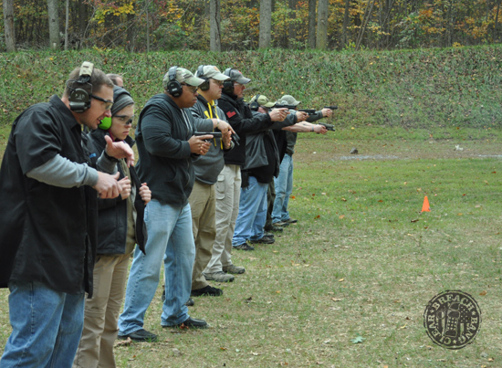 Victory First Fundamentals of EDC - concealed carry Kate Schooley AAR 1