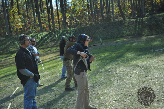 Victory First Fundamentals of EDC - concealed carry Kate Schooley AAR 14