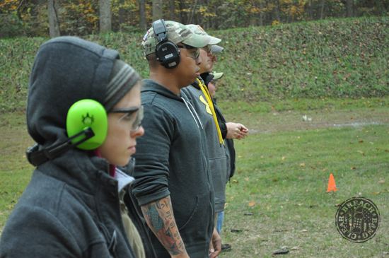 Victory First Fundamentals of EDC - concealed carry Kate Schooley AAR 3