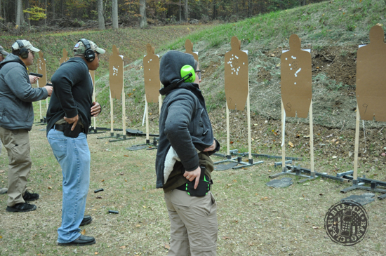 Victory First Fundamentals of EDC - concealed carry Kate Schooley AAR 5