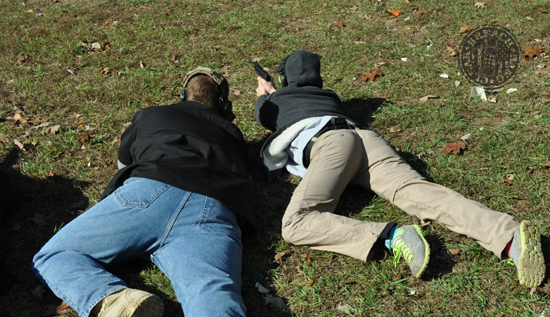 Victory First Fundamentals of EDC - concealed carry Kate Schooley AAR 9