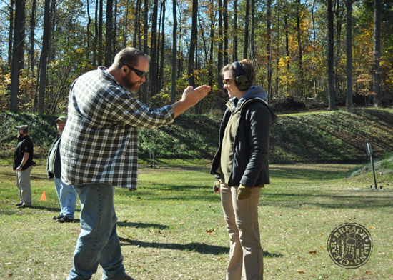 Victory First Fundamentals of EDC - concealed carry Kate Schooley AAR22