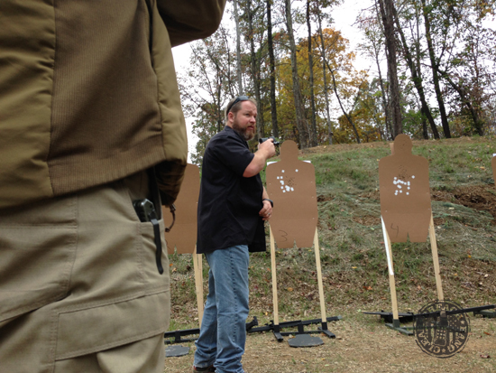 Victory First Fundamentals of EDC - concealed carry Kate Schooley AAR25