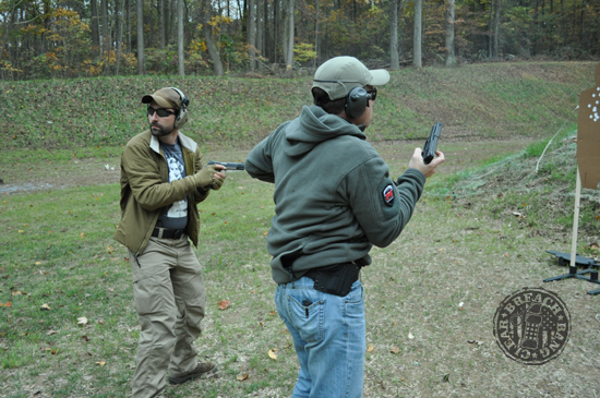 Victory First Fundamentals of EDC - concealed carry Kate Schooley AAR35