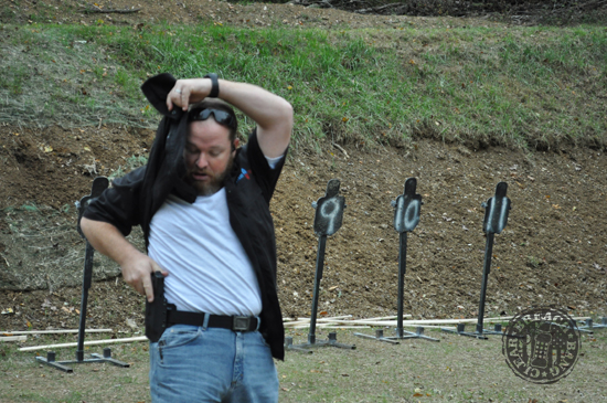 Victory First Fundamentals of EDC - concealed carry Kate Schooley AAR36