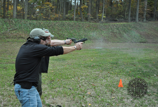 Victory First Fundamentals of EDC - concealed carry Kate Schooley AAR37