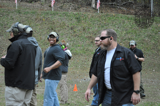 Victory First Fundamentals of EDC - concealed carry Kate Schooley AAR45