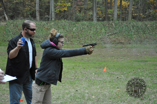 Victory First Fundamentals of EDC - concealed carry Kate Schooley AAR48