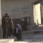 kobani street fightings 150x150 British SAS and Delta Forces saved Kobane from Jihadists