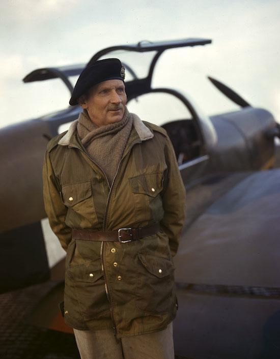 British Field Marshal Bernard Montgomery_wearing_a_Denison_smock