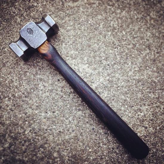 Faram Forge -2 lb rounding hammer