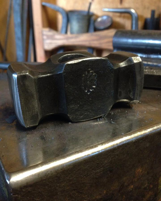 Faram Forge - 2 pound hammer