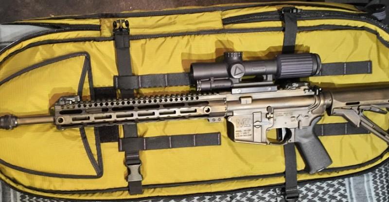 First Impressions MI Custom Hybrid M-Lok Rifle
