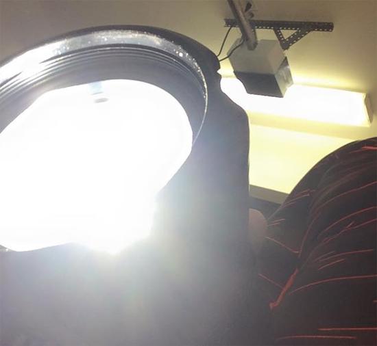 Ken J Good with Night Reaper spotlight2