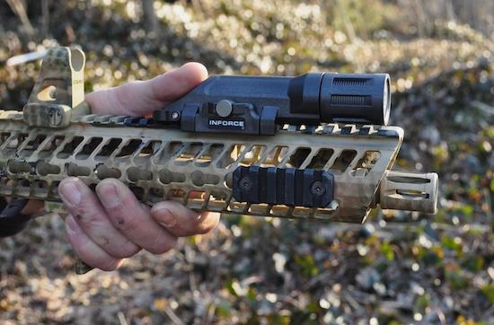 inforce wmlx weapon light gat daily guns ammo tactical
