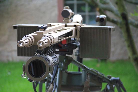 Reaper CSWL on MG14Z - 2