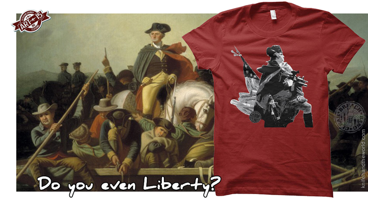 Do You Even Liberty - RED Edition
