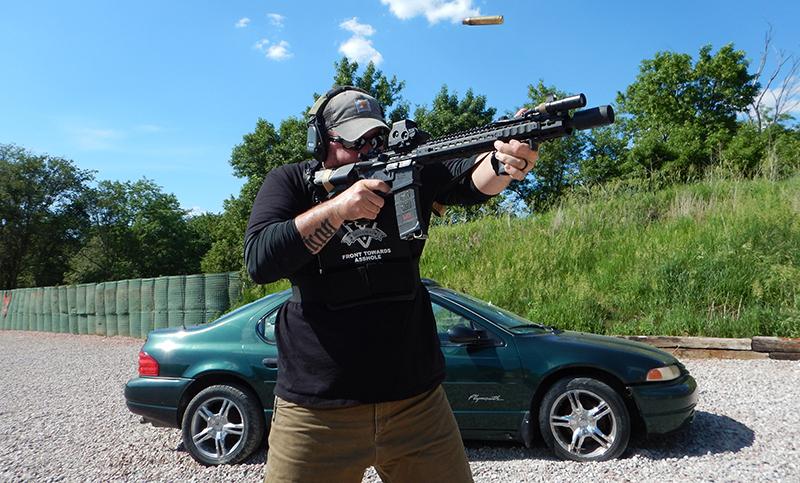 Brad Walker Kuhl Pants Review VCQB Petty 88 Tactical Breach Bang Clear 1