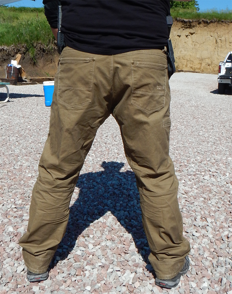 Brad Walker Kuhl Pants Review VCQB Petty 88 Tactical Breach Bang Clear 7
