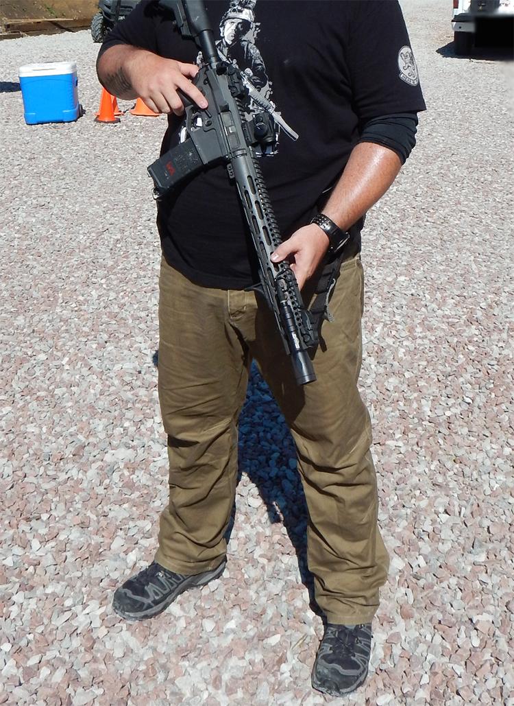 Brad Walker Kuhl Pants Review VCQB Petty 88 Tactical Breach-Bang-Clear-8