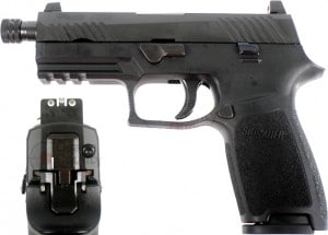 Sig P320 Subcompact X-Change kits now available - GAT Daily