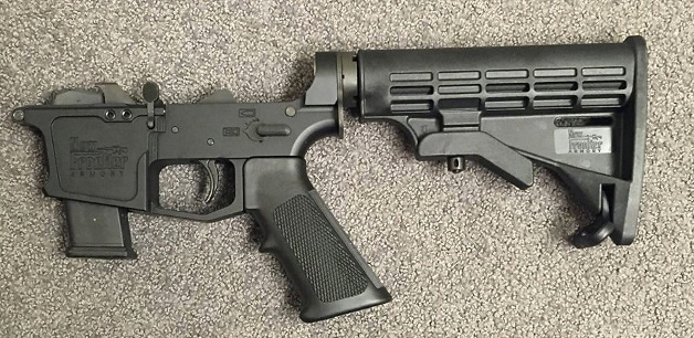 New Frontier Armory teasing 9mm Glock mag AR lower - GAT