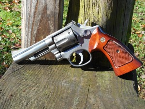 S&W Model 66 revolver: Combat magnum for new shooters - GAT