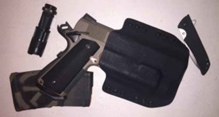 Talon Retention Systems Holsters - GAT Daily (Guns Ammo Tactical)