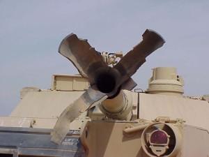 tank barrel shrums