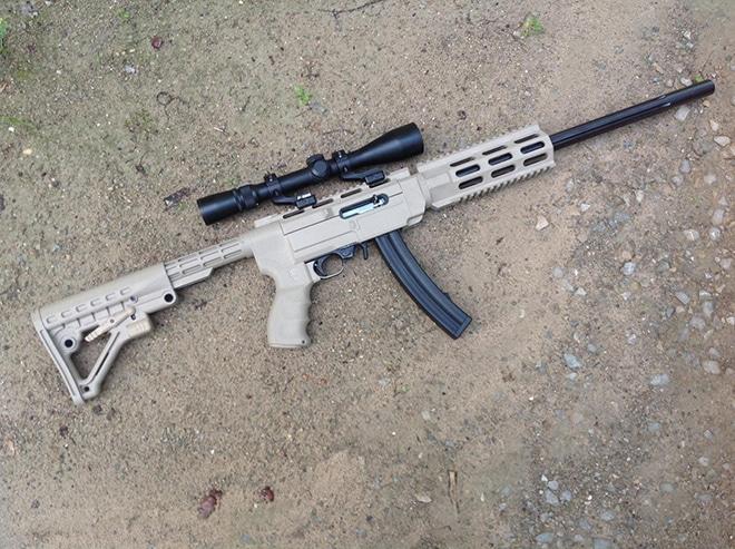 gear review archangel 10 22 conversion stock kit gat daily guns