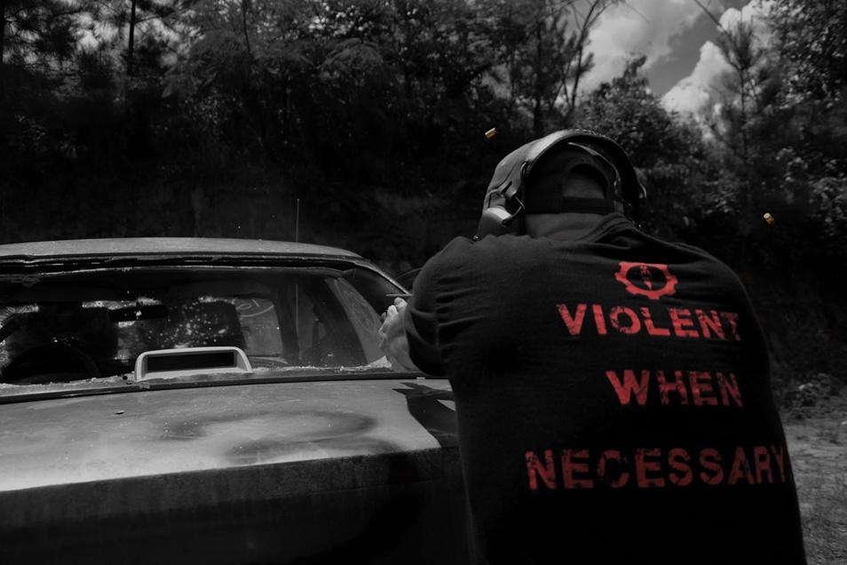 Sage Dynamics - violent when necessary - Second Amendment