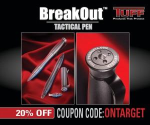 TUFF BreakOut Pen