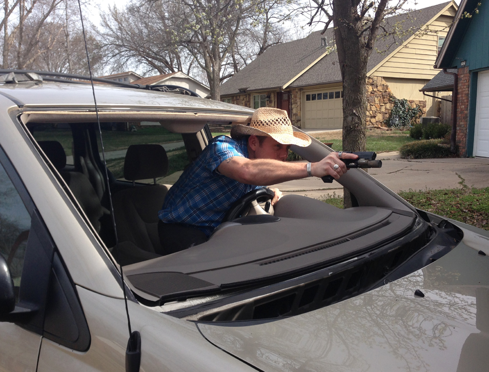 Vehicle Close Quarters Battle - no cover 2