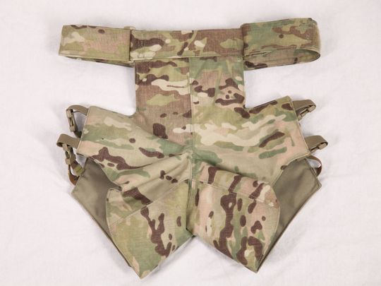 New Pelvic area protection for US Army