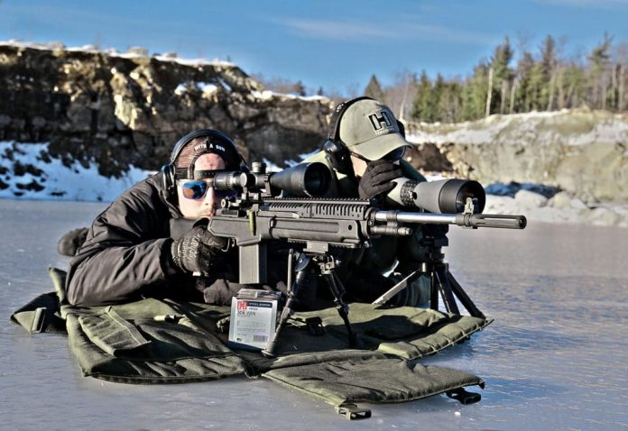 Springfield M1A Loaded Precision Rifle - GAT Daily (Guns