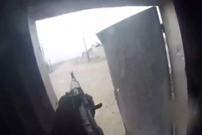 ISIS published 'first person shooter' video from Fallujah