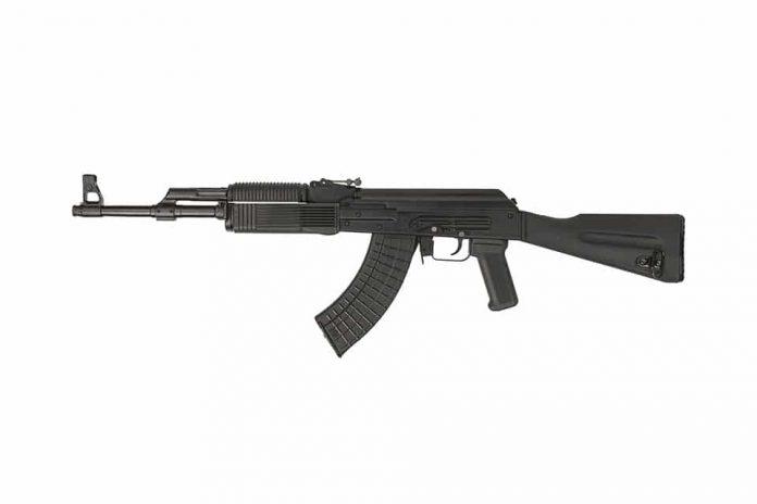 FIME Group unveils new AK-47, modeled on VEPR platform - GAT