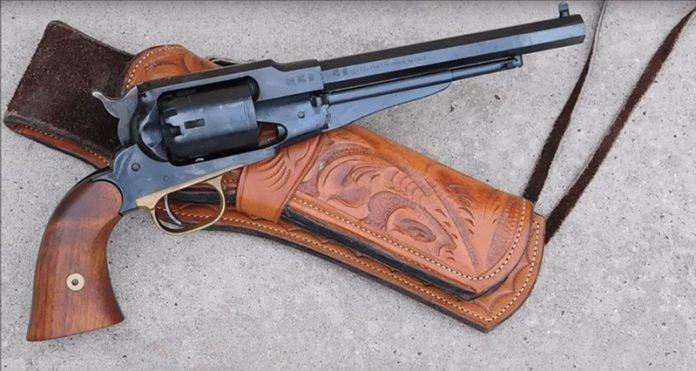 Gun Review: The 1858 Remington Revolver - GAT Daily (Guns Ammo Tactical)
