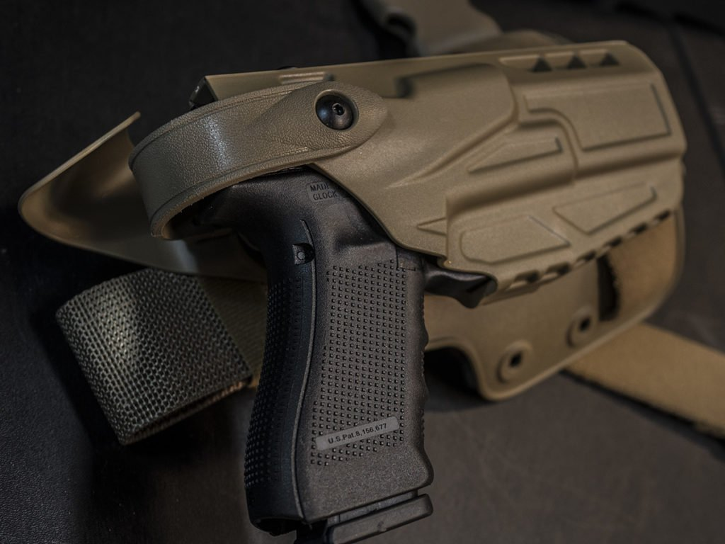 Safariland Model 7304 ALS/SLS holster