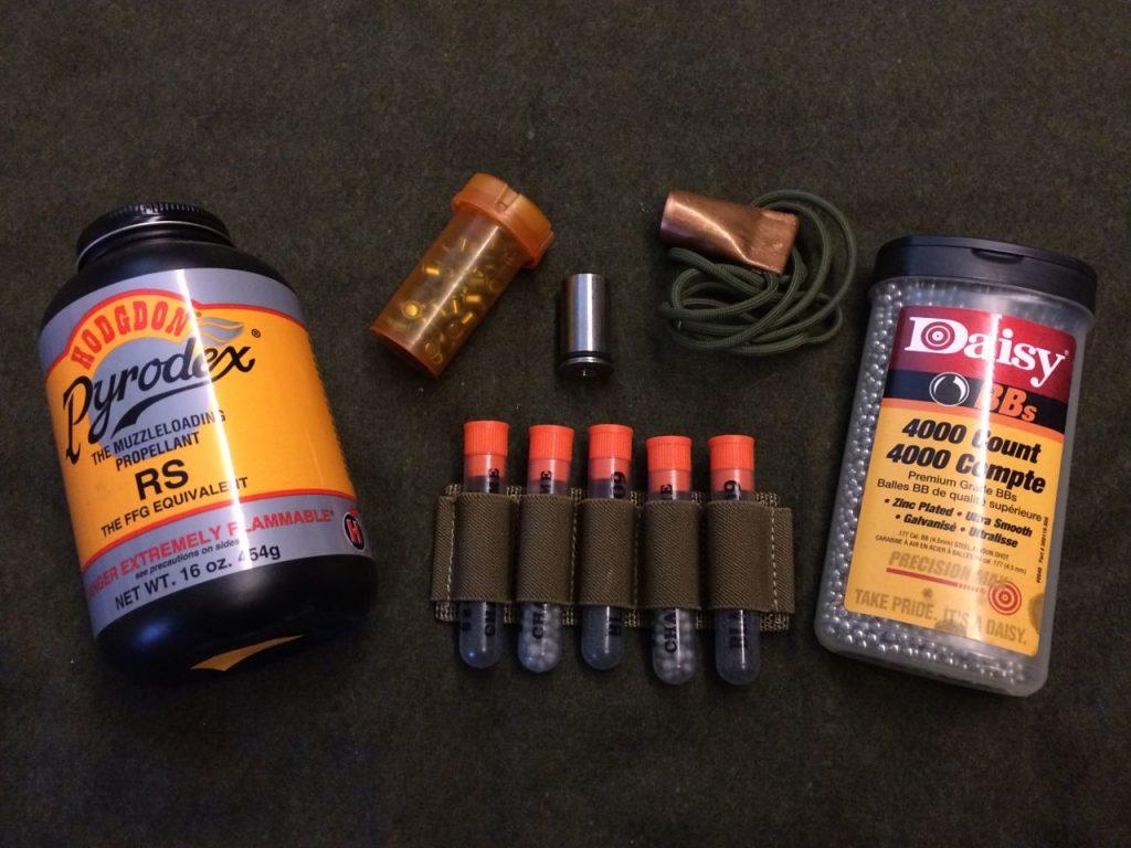 H&R Tracker 2 Survival Shotgun Setup
