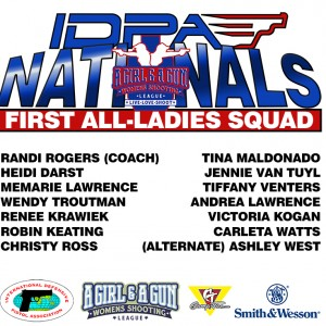 IDPA Nationals Roster
