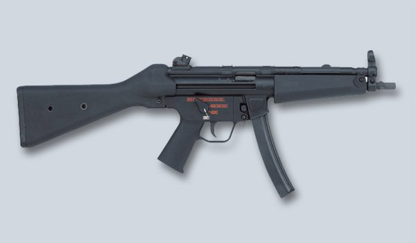 MP5 Fixed Stock