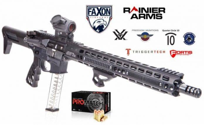 All Star Team of Gun Companies builds a dream 9mm AR: Then