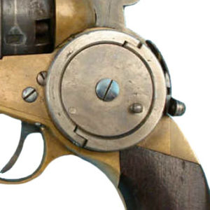 Weird Gun Wednesday: The Mershon and Hollingsworth Revolver
