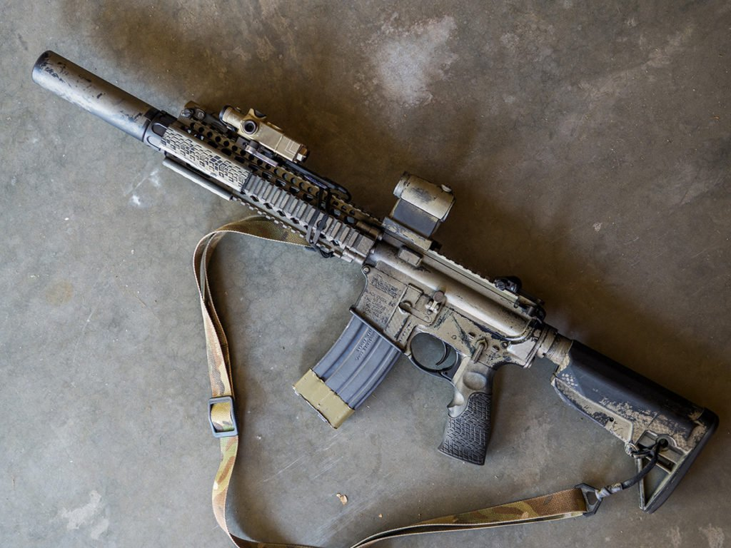 Suppressing the AR-15 | The good and the bad