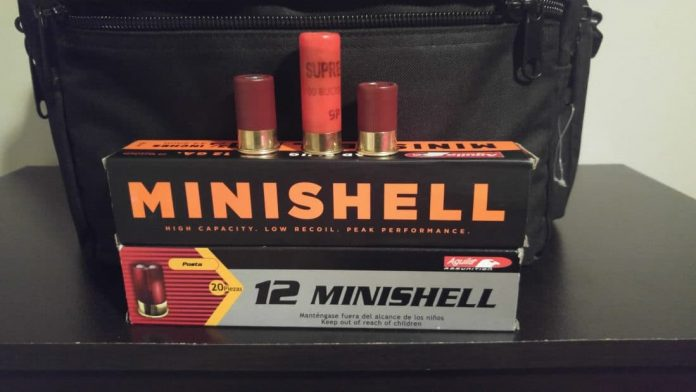 Ammunition Review: Aguila Minishells  Practical Consideration or