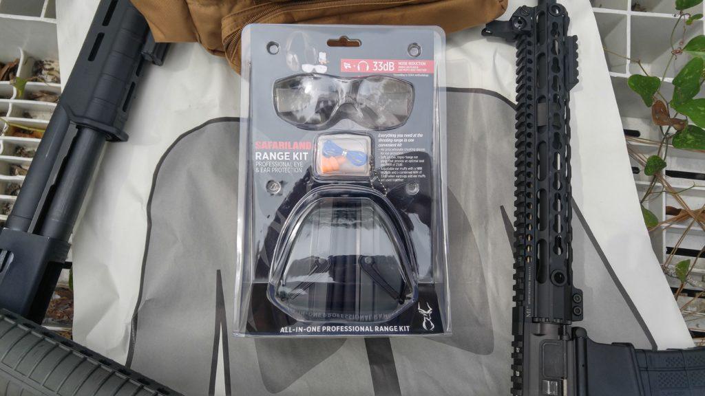 Safariland Range Kit   Mini Review