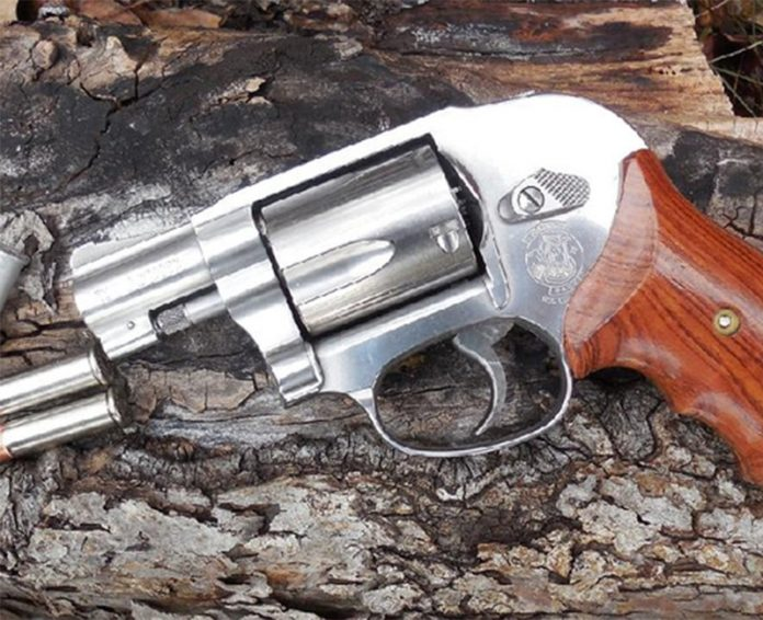Gun Review: Smith & Wesson Model 649 revolver in  38 Special