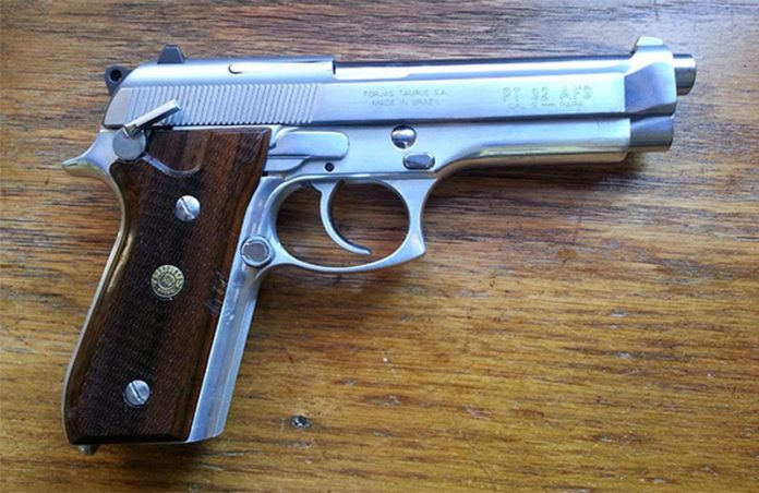 Gun Review: Taurus PT92 AFS semi-auto handgun in 9mm — a family
